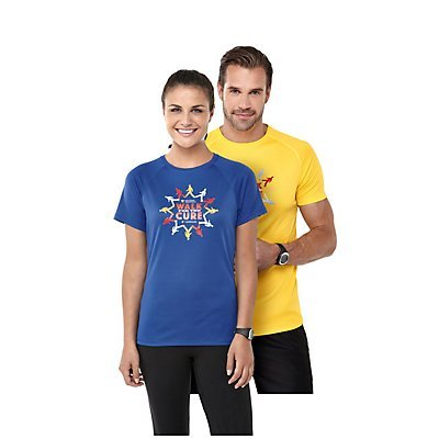 Image of 10 Personalizzate T-shirt Cool Fit Niagara - National Pen