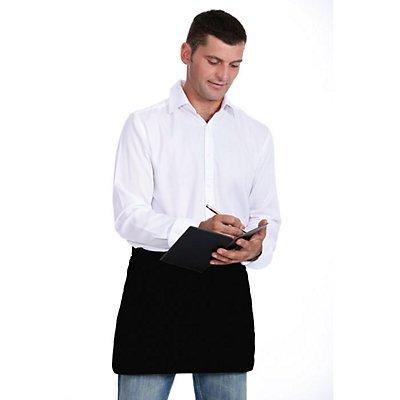 Image of 25 Personalizzate Grembiule Corto da Cucina 195 gr/m2 - National Pen