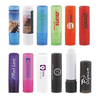 Image of 250 Personalizzate Duo Balsamo Labbra con Protezione Solare - National Pen