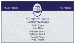 Attorney business cards vistaprint attorney business cards wajeb Images