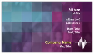 Dj business cards vistaprint dj business cards event planning entertainment reheart Image collections