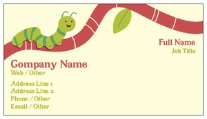Substitute teacher business card ideas vistaprint substitute teacher business card ideas education child care accmission Image collections