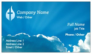 Christian business cards vistaprint christian business cards religious spiritual m4hsunfo