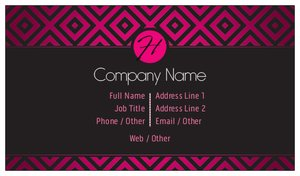 bulk business cards bold - Bulk Business Cards