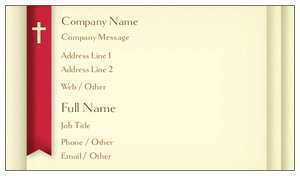 christian business cards religious spiritual - Christian Business Cards