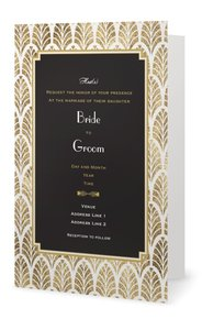 gold wedding invitations wedding invitations