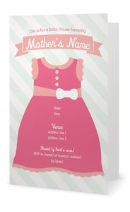 Baby shower invitations girl vistaprint baby shower invitations girl filmwisefo