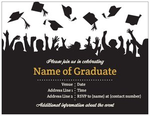 Graduation announcements templates vistaprint graduation announcements templates graduation party stopboris Gallery