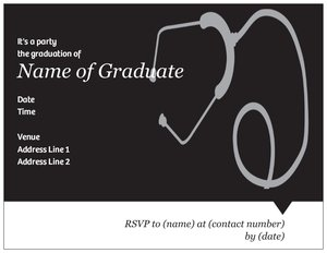 Nursing graduation invitations vistaprint nursing graduation invitations graduation party filmwisefo