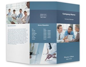 Business brochures templates vistaprint business brochures templates business services wajeb Images
