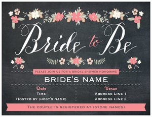 Bridal shower invitation vistaprint bridal shower invitation bridal shower filmwisefo