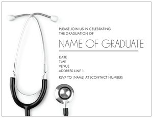 Nursing graduation invitations vistaprint nursing graduation invitations filmwisefo