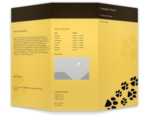 training seminars brochure templates vistaprint