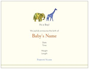 Elephant baby shower invitations vistaprint elephant baby shower invitations filmwisefo