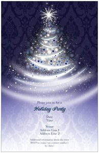 christmas wedding invitations christmas