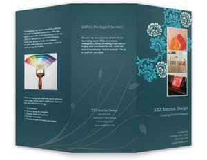 brochure desinger vistaprint
