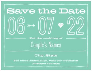 Best Price Wedding Save The Date And Invitations