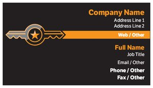 Locksmith business cards vistaprint locksmith business cards automotive transportation colourmoves