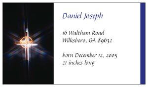 christian business cards religious - Christian Business Cards