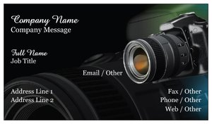 Business cards for photographers vistaprint business cards for photographers photography reheart Choice Image
