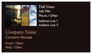 Business cards for photographers vistaprint business cards for photographers nature landscapes colourmoves